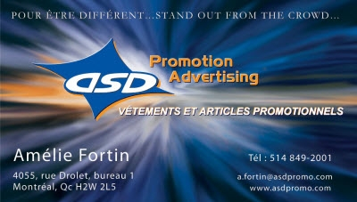ASD Promotion Advertising